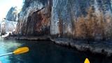 Sea kayaking over the Sunken City Kekova Turkey