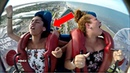 Slingshot Ride | Funny / Scared Pass Out Edition Compilation Part 49