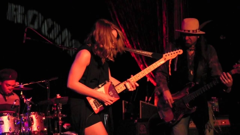 Gone For Good - SAMANTHA FISH BAND - NYC 2715