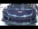 2018 Cadillac CTS-V Berline - Exterior And Interior Walkaround