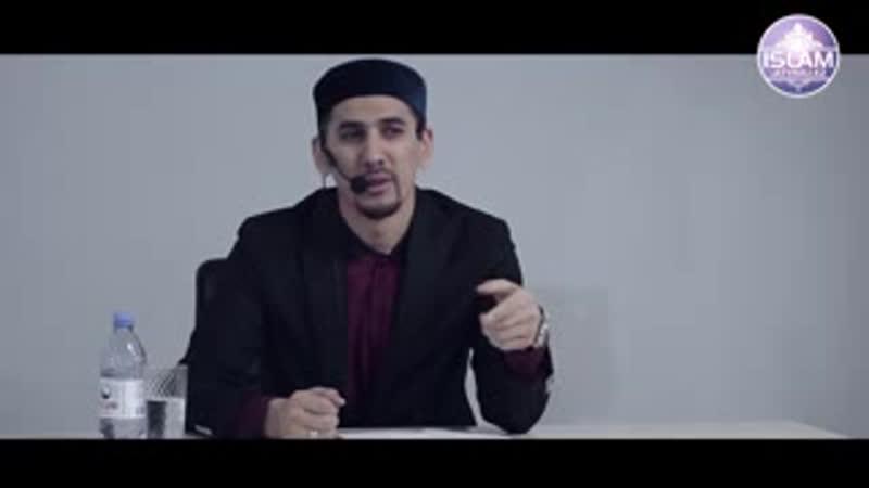 Ұстаз Батыржан Мансұров Ульба ибн Зайдтің берген садақасы