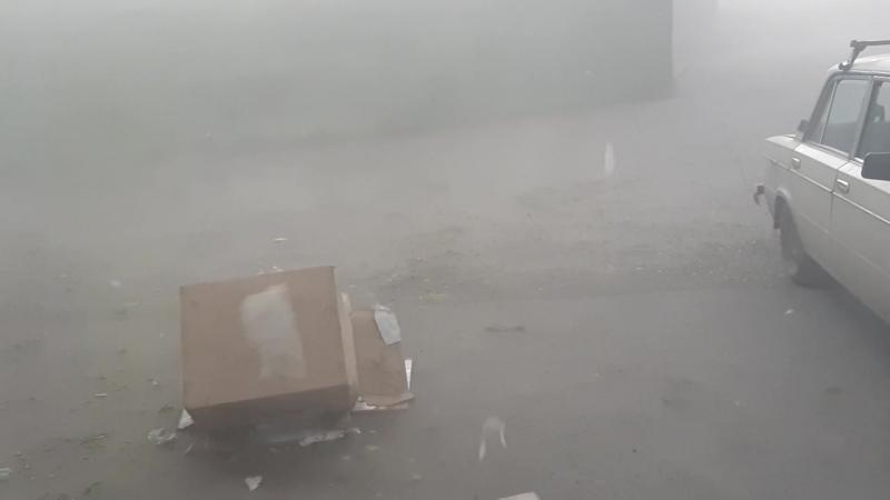 С Разноторга сорвало крышу, Авиаторов 13/1 » Freewka.com - Смотреть онлайн в хорощем качестве
