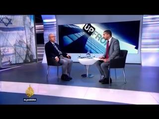 On Aljazeera Ex Mossad Director Admits Israel is helping Al Qaeda in Syria