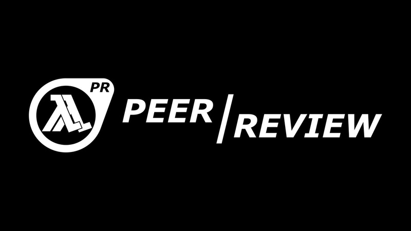 PSR Digital Presents Peer Review (ремейк Half-Life Decay)