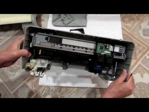 Что можно извлечь из струйного принтера What can be extracted from an inkjet printer