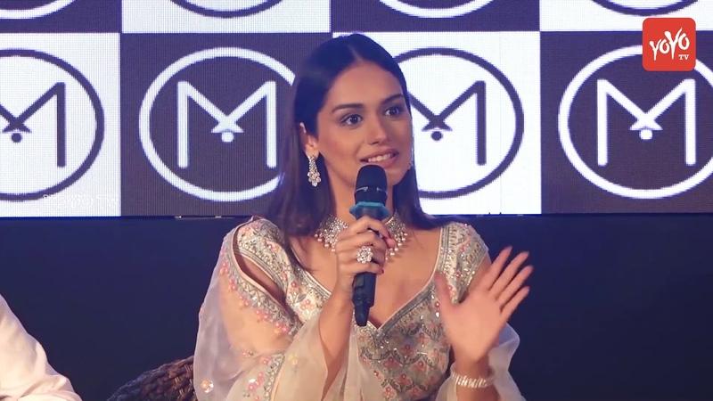 Miss World Manushi Chhillar Becomes Brand Ambassador of Malabar Jewellery | YOYO TV Channel