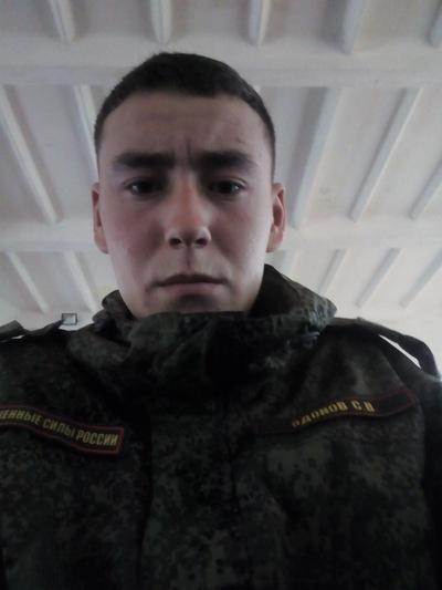 Сергей Одонов
