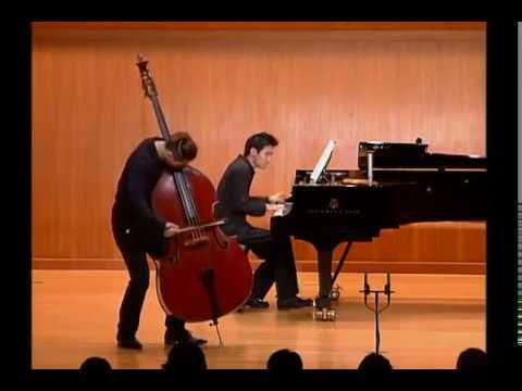 Schubert - Arpeggione Sonata (슈베르트 아르페지오네 소나타)A minor Minje Sung Donghyek Lim [더블베이스 성민제 피아4