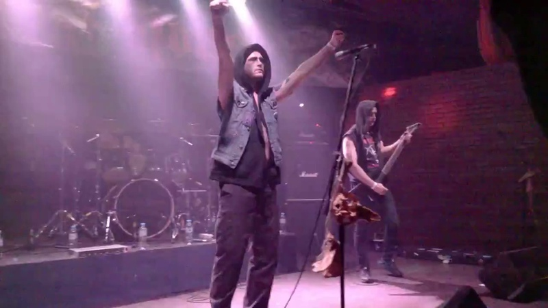 Temple Desecration - Live at Rock House, Moscow 03.06.2017