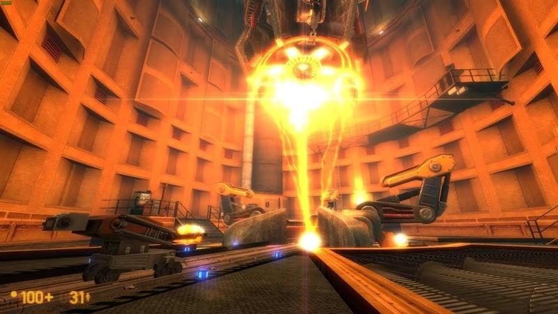 Black Mesa | Полное прохождение | Игрофильм