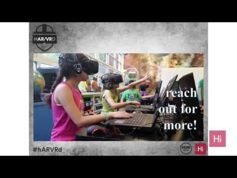 Harvard i-lab | Building and Growing an AR/VR startup