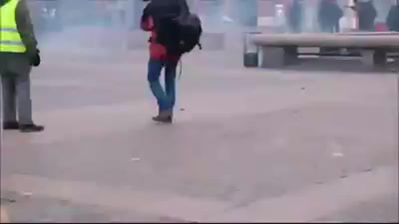 Toulouse Intolérable ! Act IX PARTAGEZ avant que la video ne soit suprimée !.mp4