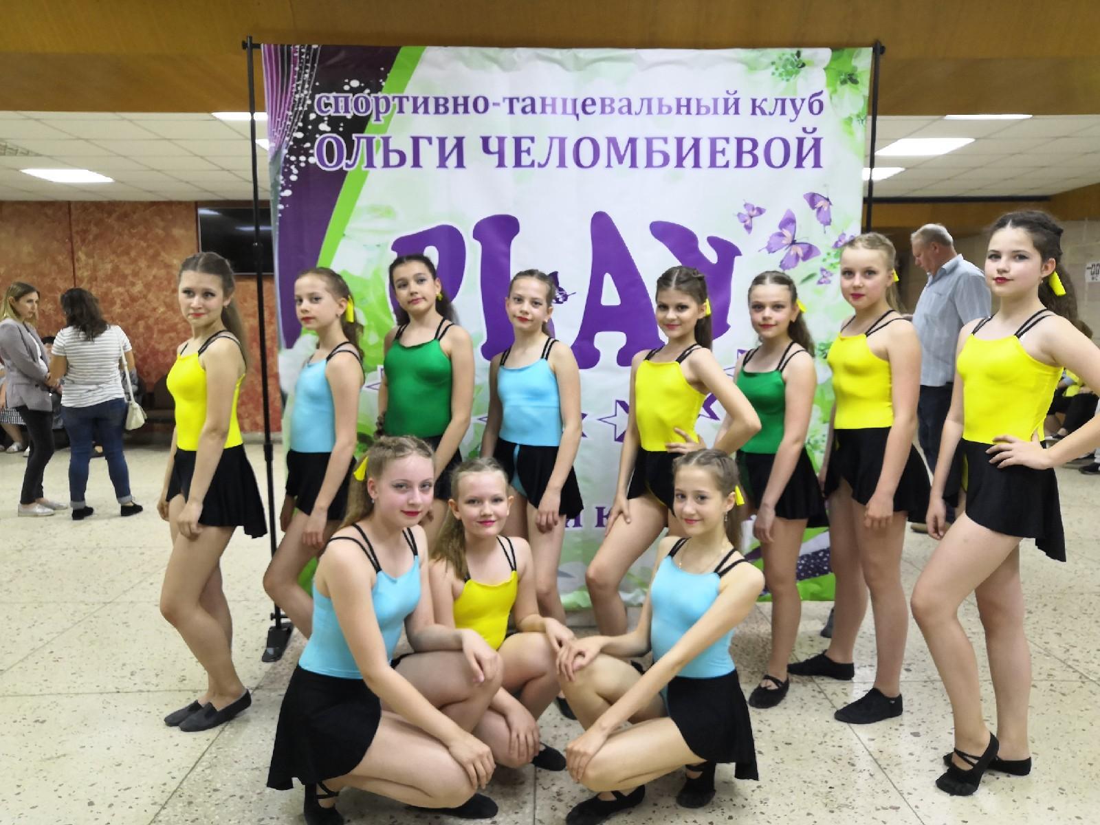 И снова прекрасные, талантливые юные танцоры)))
