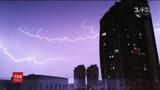 Град, блискавка та буревй Украна цього тижня потерпала вд негоди