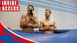 Craig Mitch Joins Harry Kane For Recovery Ice Bath! Exclusive Interview World Cup 2018
