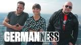 Mit Celo &amp Abdi quer durch Frankfurt GERMAN-NESS in FFM (Teil 1)