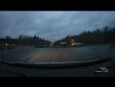 Водитель внедорожника столкнулся с грузовым автомобилем на участке автодороги Ухта – Сосногорск