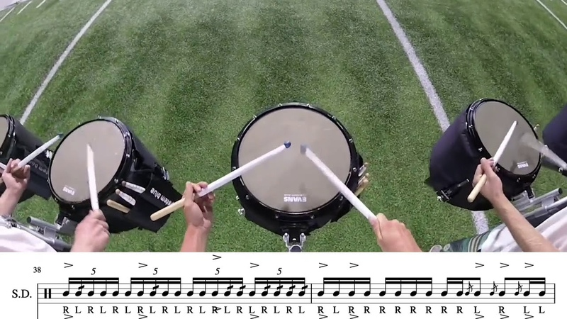 Learn The Metamorph Snare Intro