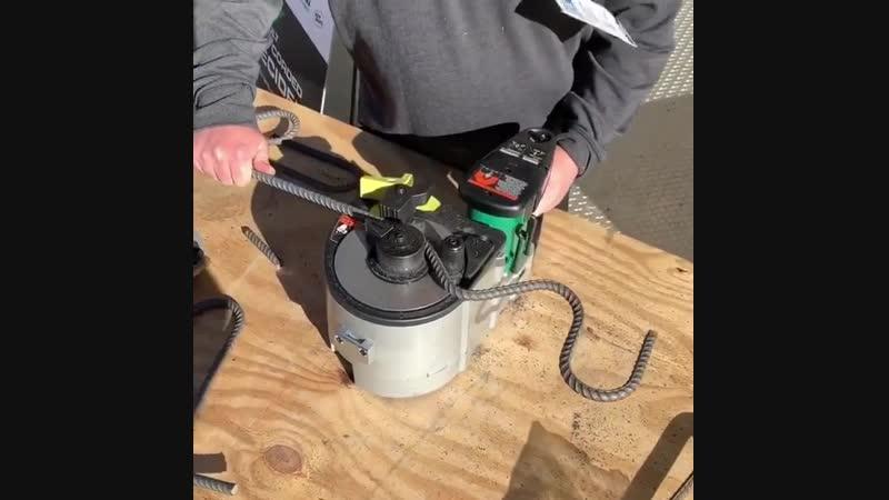 Metabo Portable Rebar Bender
