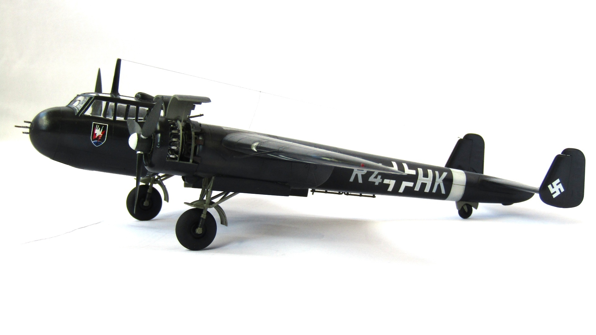 Do-17 Z-7 1/72 (ICM) Vch4WMXHl9A