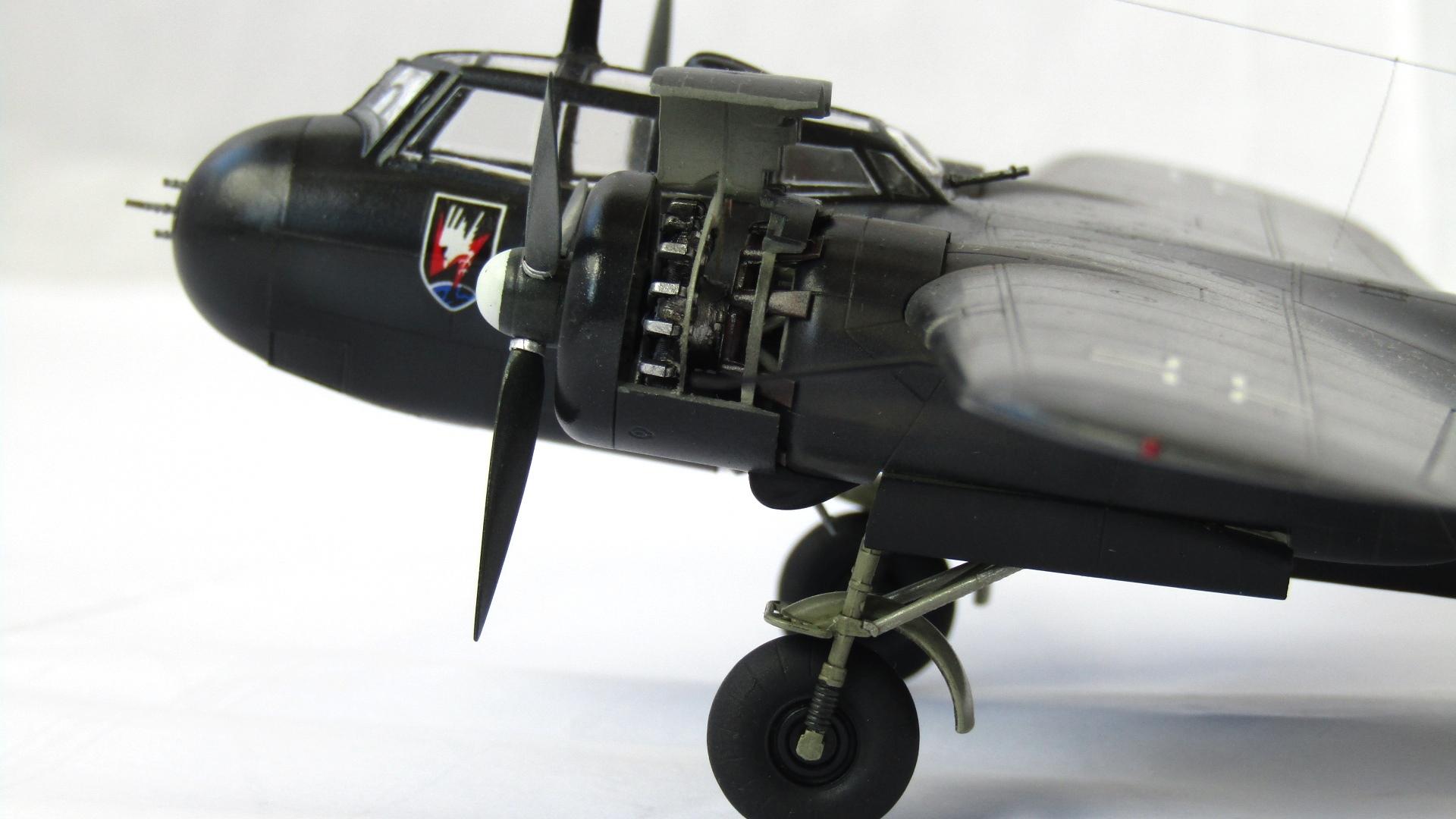 Do-17 Z-7 1/72 (ICM) RtBMTdsJ4kw