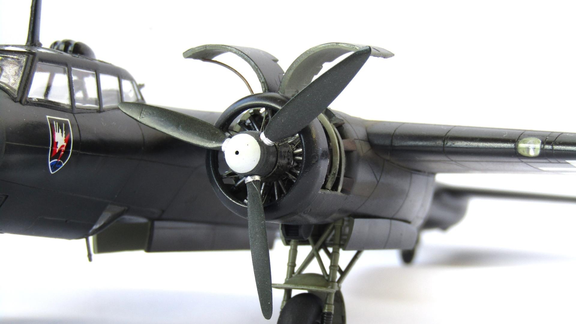 Do-17 Z-7 1/72 (ICM) O1qlH0HqBlM