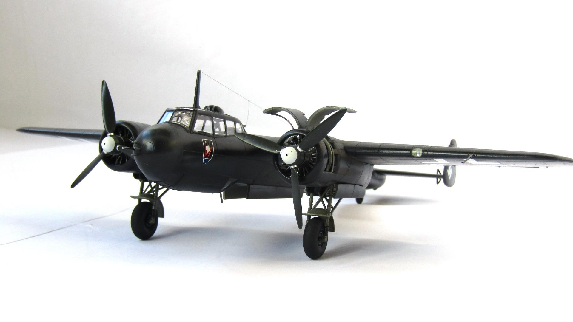 Do-17 Z-7 1/72 (ICM) II7szpZOO8o