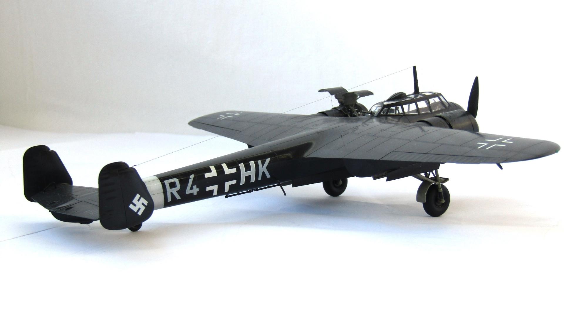Do-17 Z-7 1/72 (ICM) L8UjHgGIvzo
