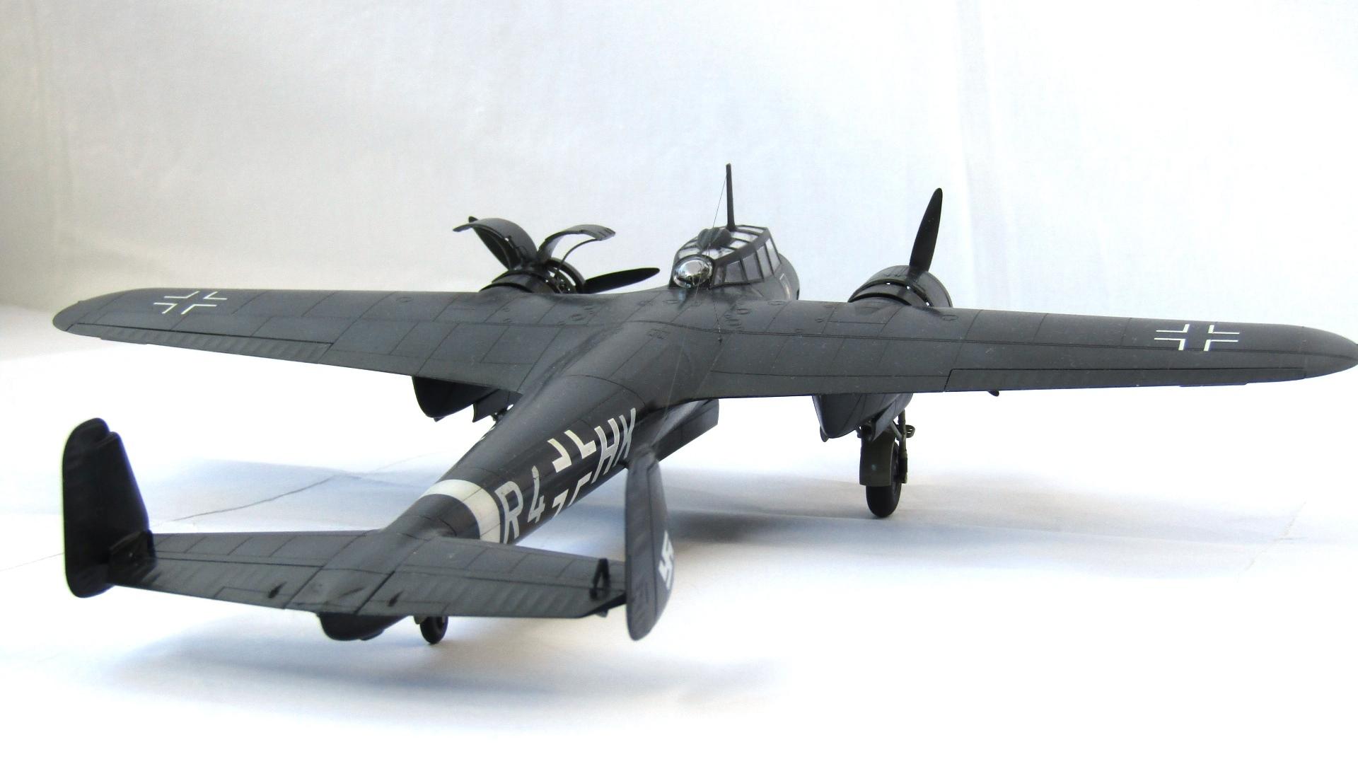 Do-17 Z-7 1/72 (ICM) Sc94_g6ka7k