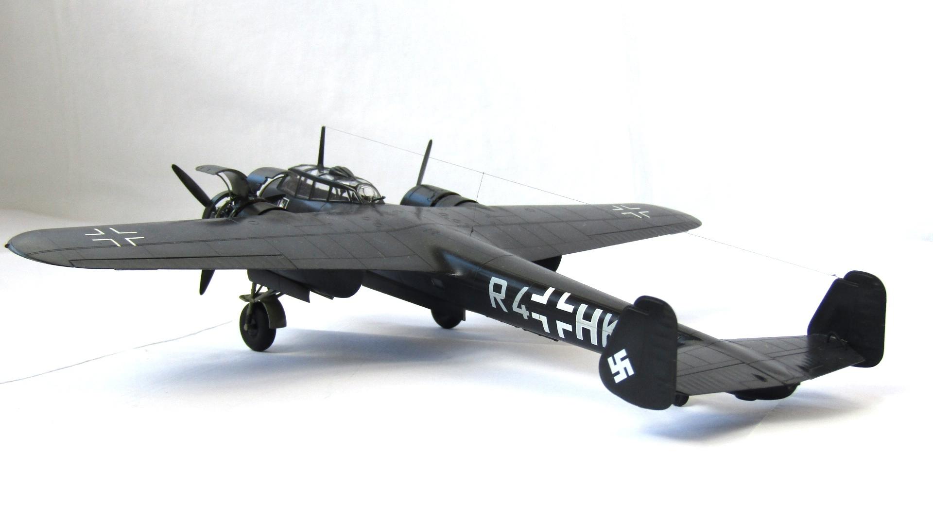 Do-17 Z-7 1/72 (ICM) MeHpvshMhLY