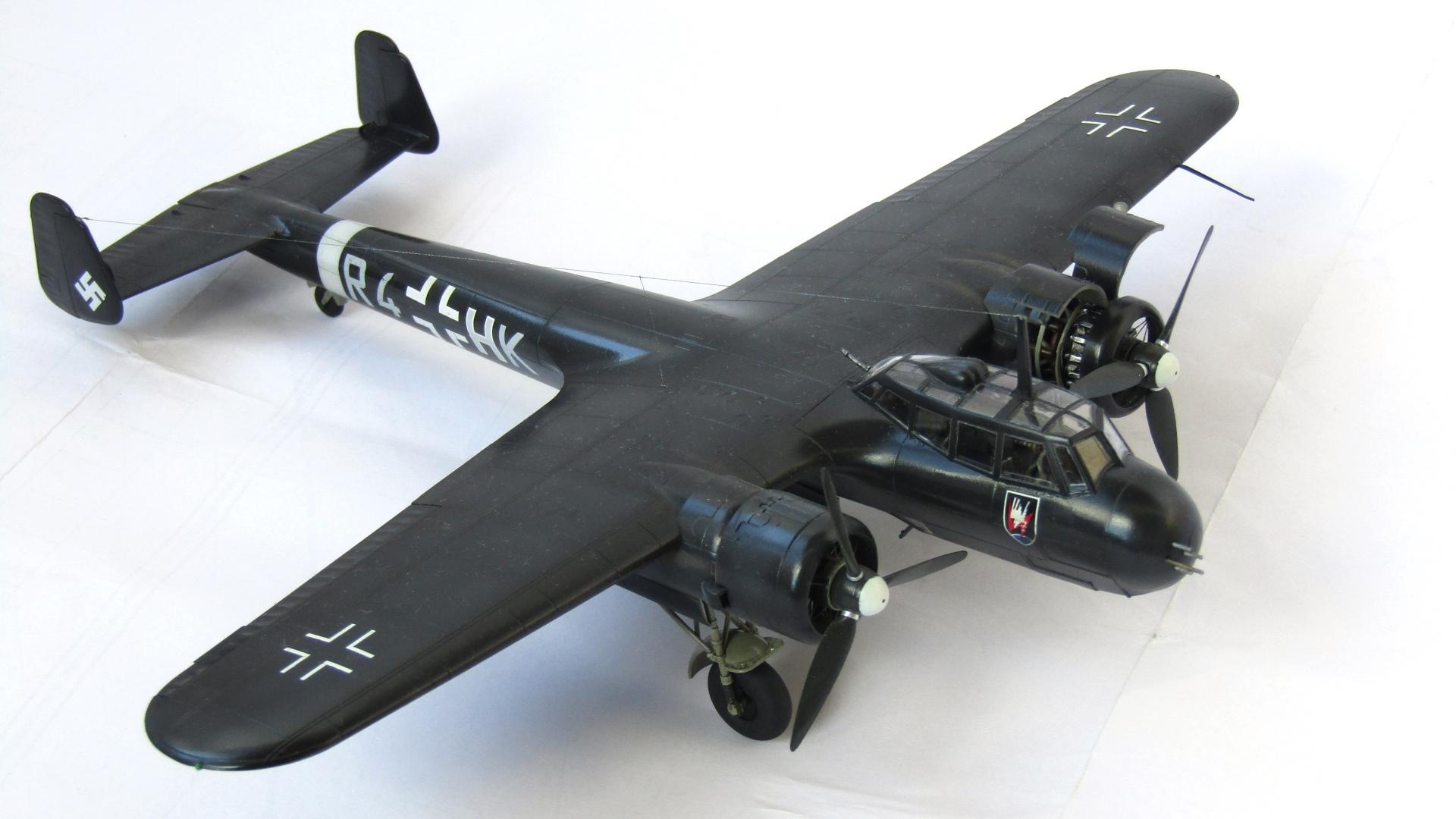 Do-17 Z-7 1/72 (ICM) YBnDgRJKrs4