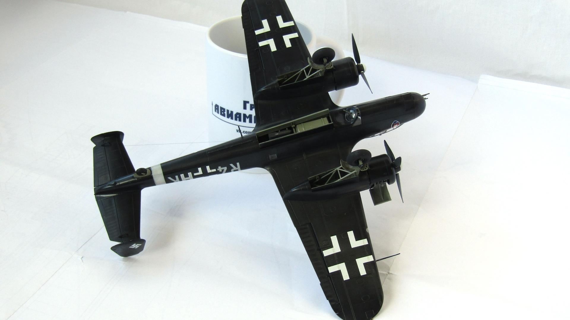 Do-17 Z-7 1/72 (ICM) JtB-IpSN-2o