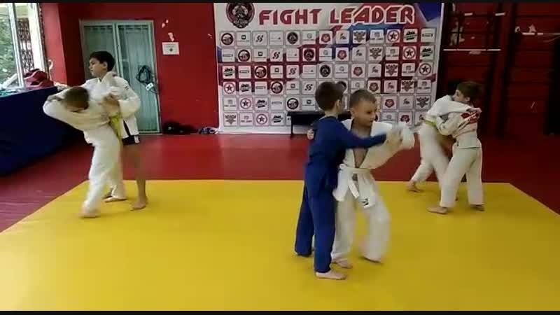 Тренировка с Косаревой Еленой