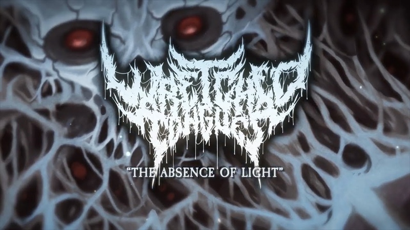WRETCHED TONGUES - THE ABSENCE OF LIGHT (FT. JAMIE HANKS) [OFFICIAL LYRIC VIDEO] (2019) SW EXCLUSIVE
