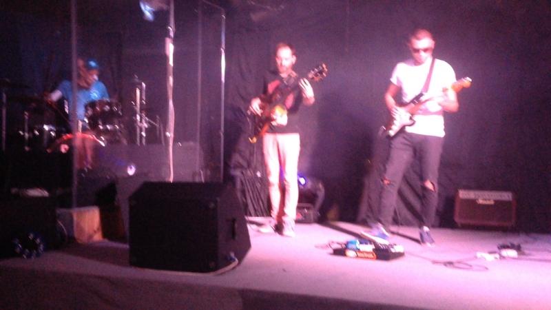 Music Jam Electric ruts