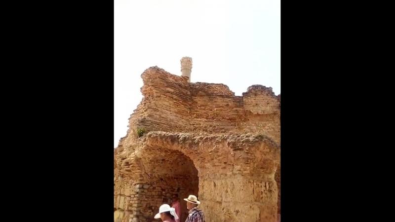 разрушенный Карфаген