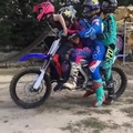 """Motocross on Instagram: """"How many ppl can backflip at once?🤔Tag someone who should see this @camsincs"""""""