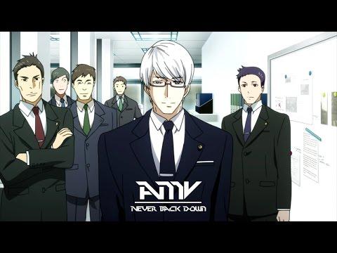 AMV / Kishou Arima / Never Back Down