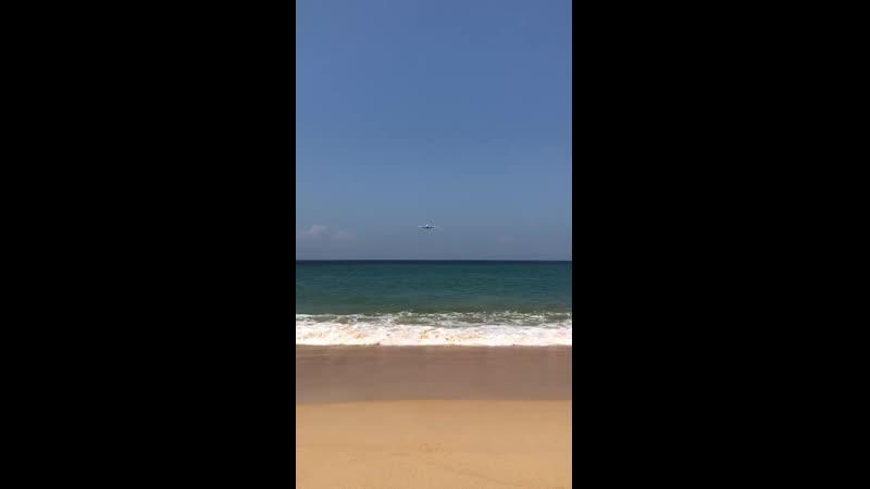 супер пляж Пхукет