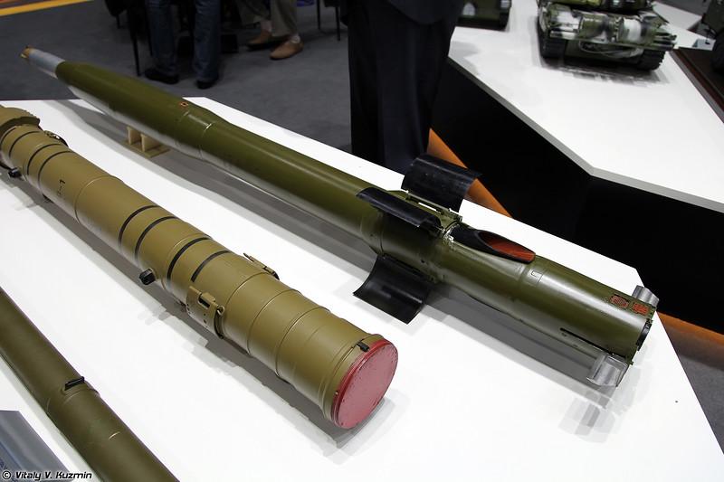 """Ракета """"Хризантема-В"""" фото"""