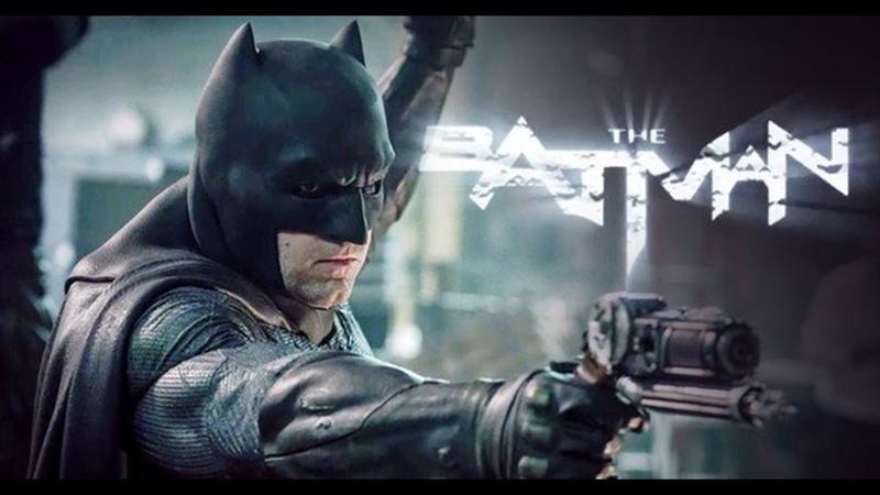 The Batman Official Trailer (2018) - Ben Affleck Superhero Movie HD
