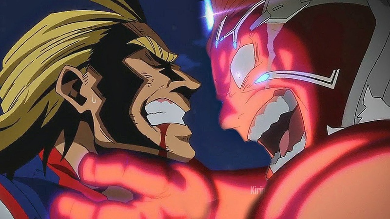 Boku no Hero Academia The Movie 「AMV」- In The End