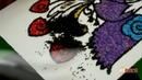 Творческая мастерская Рисование цветным песком