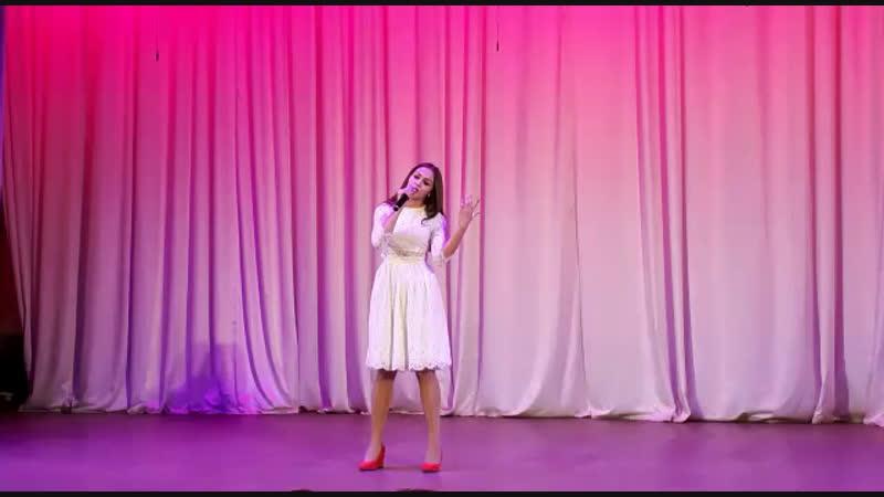 отчетный концерт студии Миа .Карина Королёва.Танцы на стеклах.16.12.2018