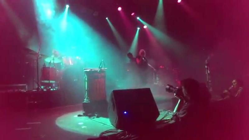 Juno Reactor live in Warsaw (10.10.2014) - Conquistador p.1 2