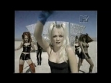 spice girls - say youll be there mtv bra