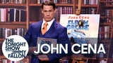 John Cena Reads an Excerpt from His Children's Book Elbow Grease