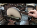 изготовление ножа от начала до конца