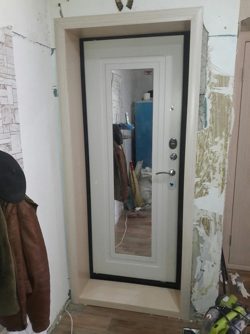 Установка дверей любой сложности