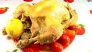 Курица с лимоном в духовке Рецепт запеченной курицы